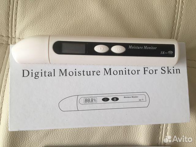 Прибор для измерения влажности кожи 89132569339 купить 2
