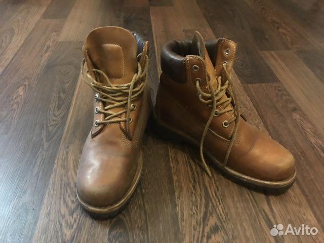 Ботинки Timberland натур.кожа (оригинал)  8aaf4abbc5d54