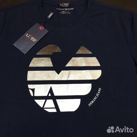18ffb4579d283 Мужская футболка от Armani Jeans | Festima.Ru - Мониторинг объявлений