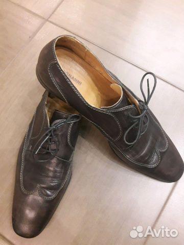 d544ddb5 Обувь мужская 47-48 размера Туфли Magnanni купить в Москве на Avito ...