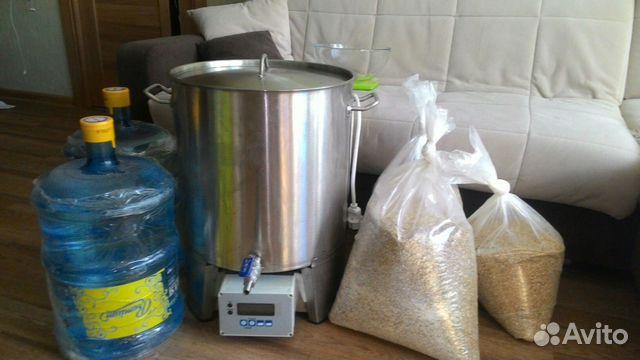 Домашняя пивоварня ладога самогонный аппарат hanhi pontikka отзывы