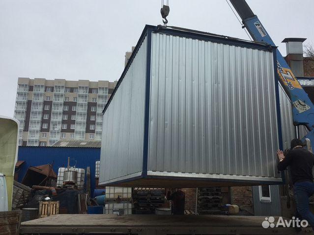 Бытовка, вагончик 5 метров, блок - контейнер