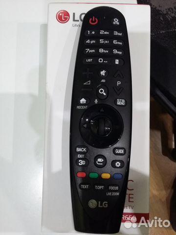 Пульт magic remote для смарт телевизора LG новый купить в Самарской ... 8de60a65fbb