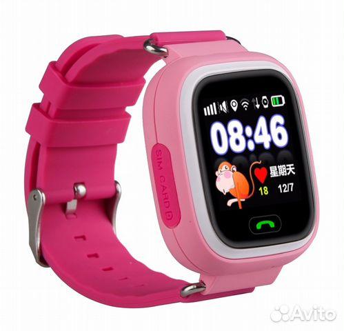 Как установить часы smart baby watch sport