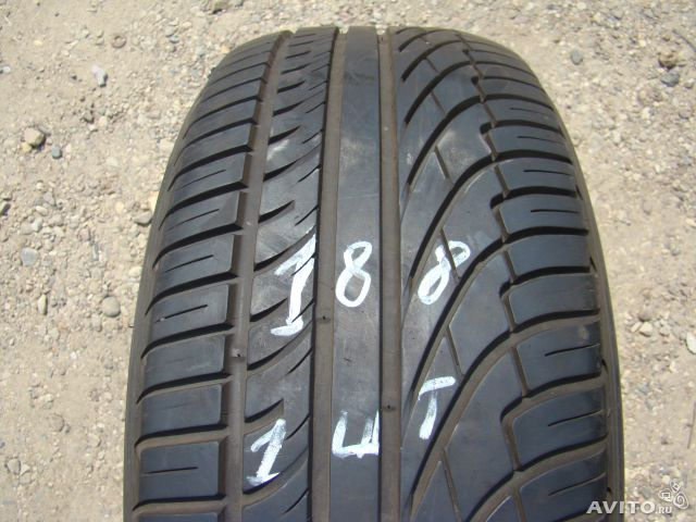245 50 R18 100W michelin primacy XSE— фотография №1