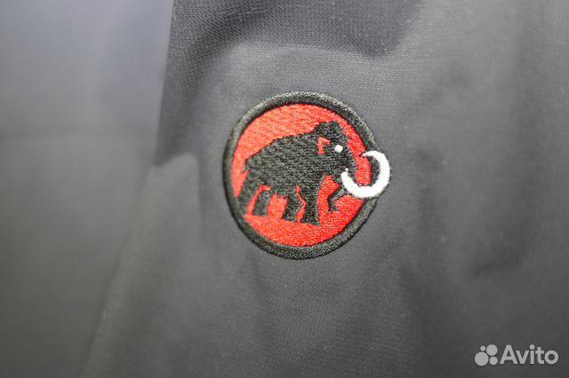 new concept 4c4ac bf953 Куртка Mammut DryTech Men's Waterproof - Личные вещи, Одежда, обувь,  аксессуары - Ханты-Мансийский АО, Сургут - Объявления на сайте Авито