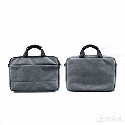 903326a22a12 Сумка для ноутбука Remax Carry серая купить в Пермском крае на Avito ...
