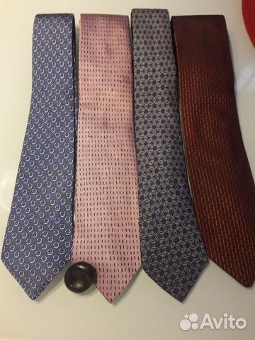 Hermes галстук, оригинал купить в Москве на Avito — Объявления на ... af994562256