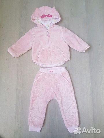 b6fff5a939c1 Теплый плюшевый костюм киска Smil размер 86   Festima.Ru ...