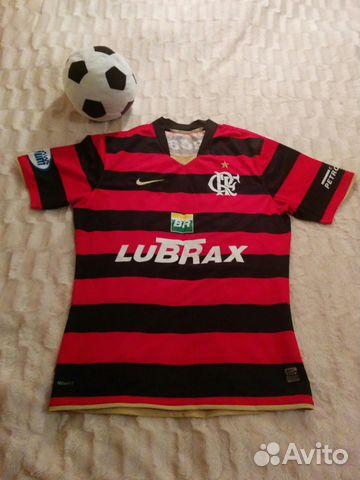 fabf3828baa4 Nike футбольная форма Фламенго, Flamengo, Бразилия купить в Москве ...