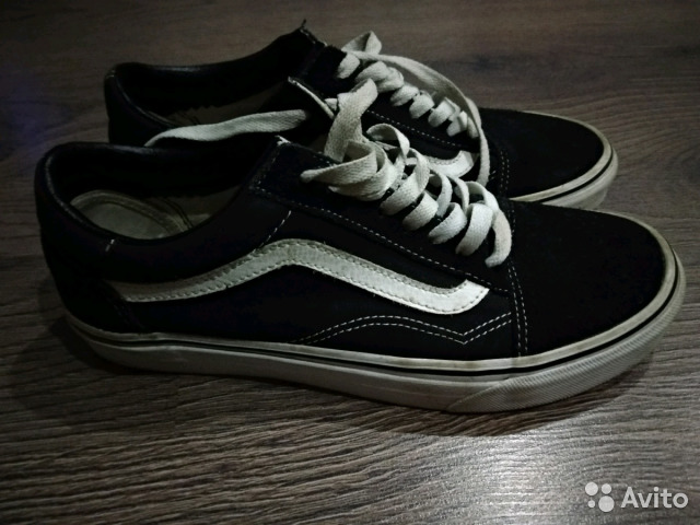 23e5a6df Vans old skool original | Festima.Ru - Мониторинг объявлений