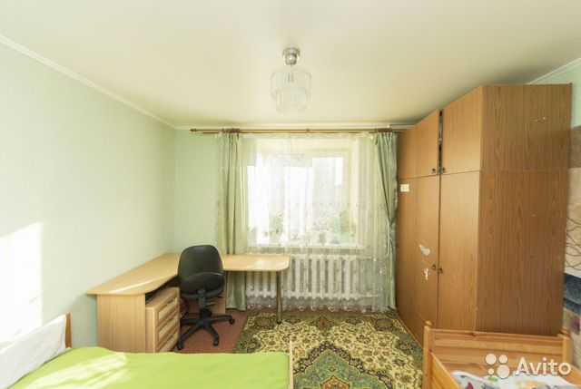 Продается трехкомнатная квартира за 3 280 000 рублей. Мельникайте, 133.