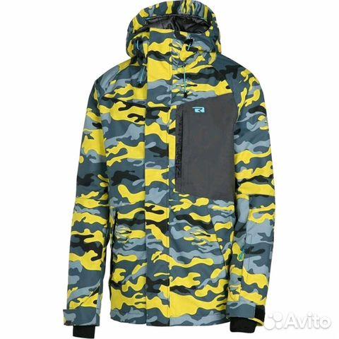 1e505828ff32 Новая Сноубордическая куртка roxy Jetty avoya   Festima.Ru ...