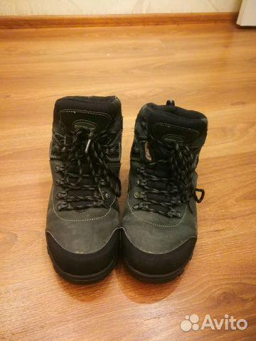 a1998b5c Продам мужские ботинки Shoiberg купить в Москве на Avito ...