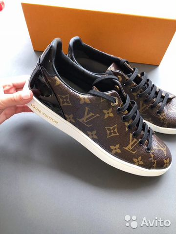 bc125430 Кеды Louis Vuitton. Оригинал   Festima.Ru - Мониторинг объявлений