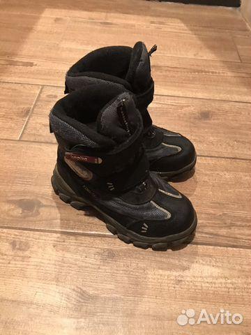 94dc7fd3 Продам зимние ботинки antilopa | Festima.Ru - Мониторинг объявлений