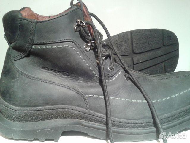 f0aae8f93 Мужские зимние ботинки на нат.меху. 43 р купить в Санкт-Петербурге ...