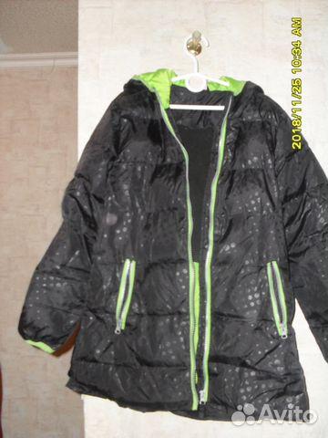 Куртка для девочки 89124646697 купить 1