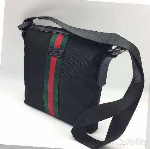 26188bbad00e Мужская сумка через плечо Gucci | Festima.Ru - Мониторинг объявлений