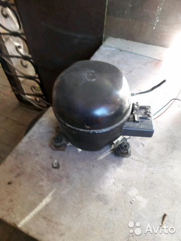 Мотор для холодильника б.у 89604067333 купить 1