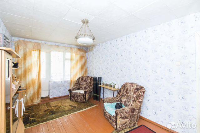 Продается четырехкомнатная квартира за 1 850 000 рублей. микрорайон КЗТЗ, Курск, улица Комарова, 12.