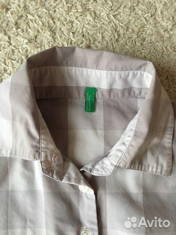 d2dd3b219cc5 Стильная рубашка United Colors of Benetton купить в Тверской области ...