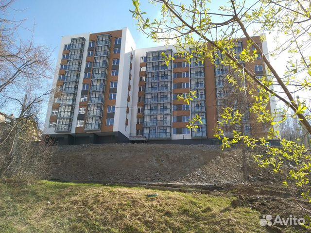 Продается однокомнатная квартира за 2 100 000 рублей. Прониной, 27.