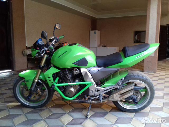 Kawasaki Z 1000 2005 г 89281621631 купить 2