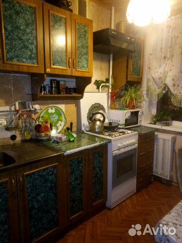 Продается трехкомнатная квартира за 3 750 000 рублей. Электросталь, Московская область, Южный проспект, 17к1.