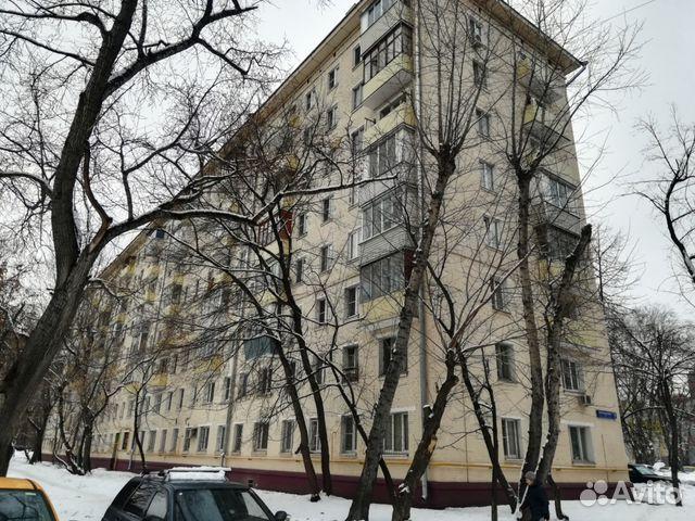 Продается однокомнатная квартира за 6 900 000 рублей. Россия, Москва, ул. Петра Романова, 2, к.2.