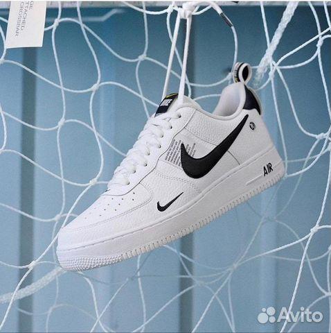 6d76336d Кроссовки Nike Air Force 1 '07 LV8 Utility купить в Санкт-Петербурге ...