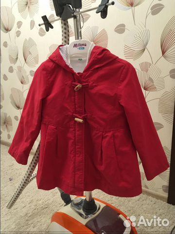 Пальто benetton 89514045826 купить 1