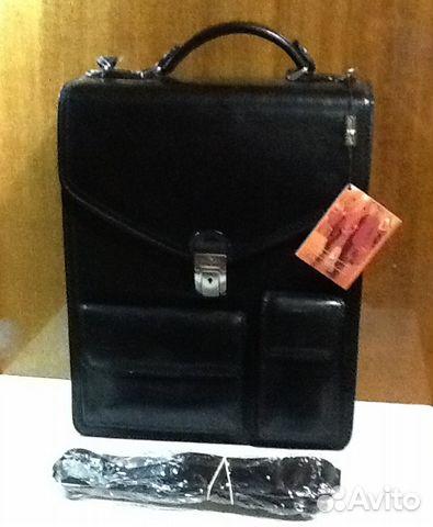 ffd749b69c59 Портфель мужской кожаный Gianni Conti (Италия) купить в Москве на ...