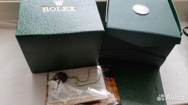 Коробка от часов Ролекс и Омега  купить 1