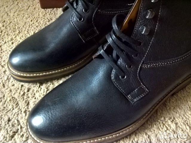 91a91f4d Wolverine Ramon 10.5 43.5 классические ботинки купить в Москве на ...