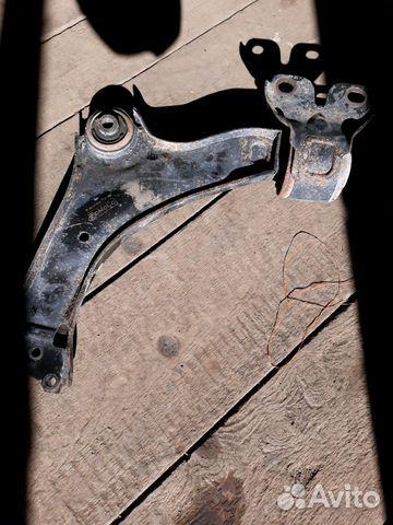 Рычаг передней подвески левый, правый на форд Монд