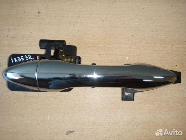 89026196331 Ручка двери внешняя задняя левая Hyundai Ix35 2.0