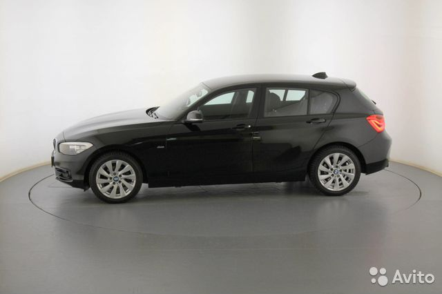 Купить BMW 1 серия пробег 50 564.00 км 2015 год выпуска