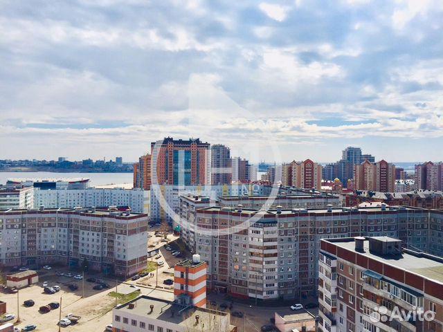 Продается однокомнатная квартира за 4 499 000 рублей. г Казань, ул Четаева, д 42А.