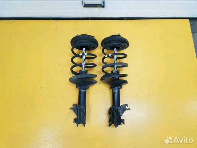 89625003353 Стойки передние комплект Nissan Presage, HU30
