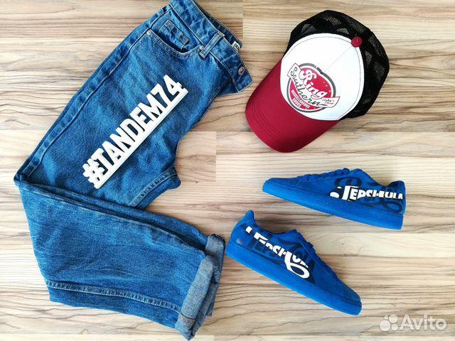 buy online 7a760 0ed04 Оригинал кроссовки Puma Suede Pepsi