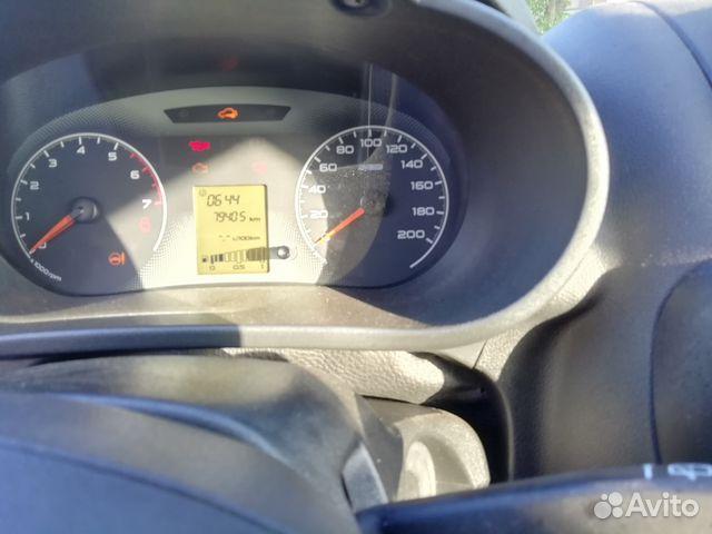 Купить ВАЗ (LADA) Гранта пробег 80 000.00 км 2015 год выпуска