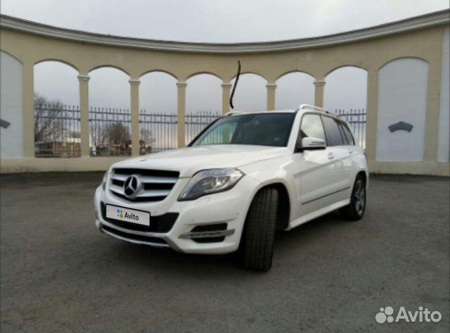 Mercedes-Benz GLK-класс, 2014