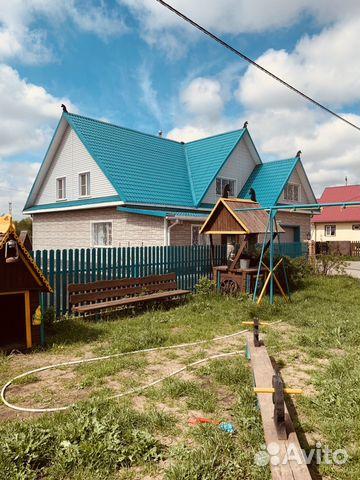 Дом 256 м² на участке 12 сот. 89237111166 купить 3