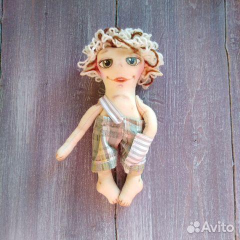 Кукла Эльфочка интерьерная 89617020393 купить 4