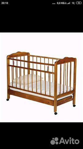 Кровать детская 89923093828 купить 1