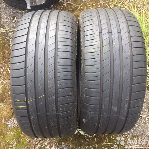 245/45 R17 Goodyear EfficientGripPerfomance 89211101675 купить 1