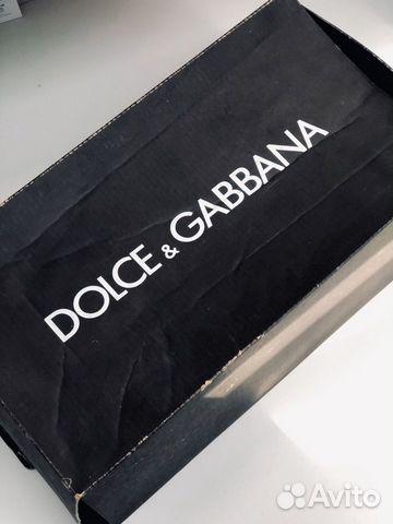 Кеды Dolce & Gabbana  купить 1