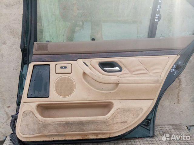 89026196331 Обшивка двери задняя правая Bmw 7-Series E38 M62