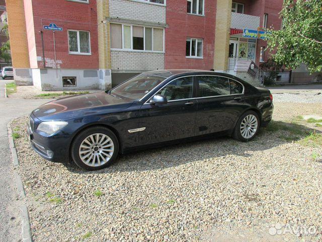 BMW 7 серия, 2011 89829613649 купить 2